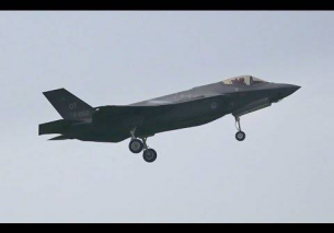 Low Pass RNLAF F-35 Lightning II – EHLW