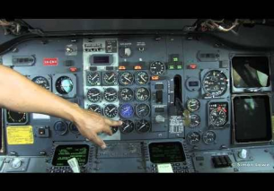 Boeing 737 Cockpit Tour