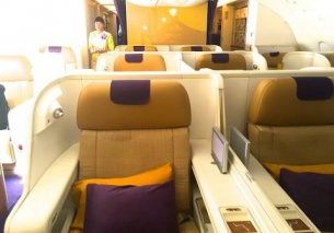 Thai Airways Royal First Class – A380