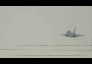 Video: 5x Dutch F-16 AFTERBURNER Take Off – Leeuwarden AB at