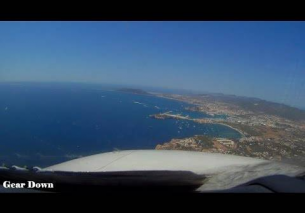 Ibiza Airport – Rwy 24 Approach