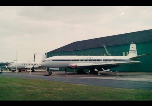 BOAC-The golden age of British passenger aviation