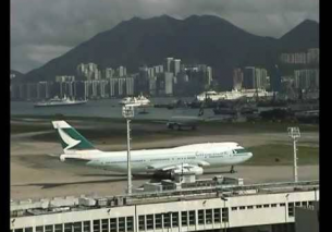 History of Kai Tak Airport – A Farewell