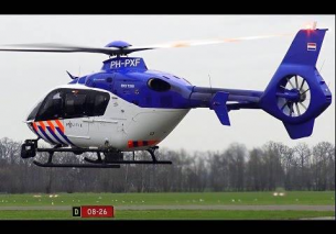 DOWNWASH Eurocopter PH-PXF – POLICE 06