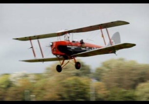 Tiger Moth Formation HSM 2012 – HD video