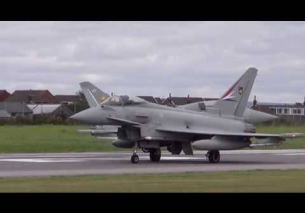 Beast of Eurofighter Typhoon 2013 – Part One