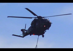 Demo NH-90 Belgian Air Force
