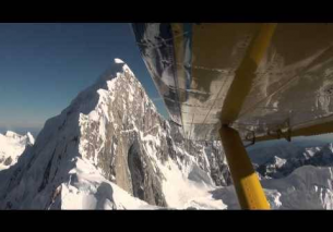 Mt McKinley Alaska Scenic Flight