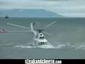 Mil Mi-14PZh Crash into Sea