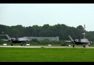 2x Dutch F35 Duo Backtrack   Duo Take Off