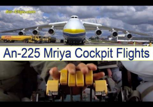 Antonov 225 Mriya ULTIMATE MOVIE