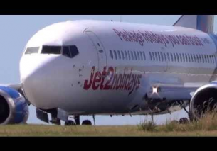 Best of Blackpool Airport 2013 – Boeing 737s