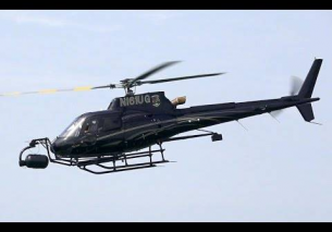 Helicopter Support Hollywood Movie DUNKIRK Lelystad Airport