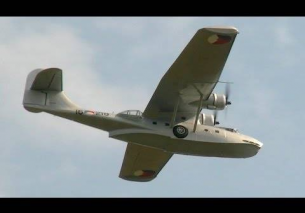 OLDEST FLYING CONSOLIDATED PBY-5A CATALINA IN THE WORLD!