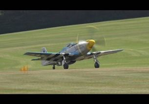 P-51 Mustang Louisiana Kid
