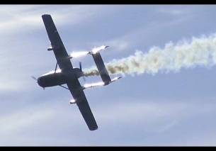 POWER Wings USAF Skymaster O-2A – Sanicole 2015