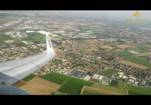Take off from Bergamo (BGY) aiport #Ryanair #FR2270