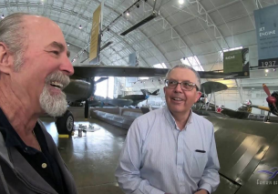 Visiting Paul Allen's Flying Heritage Museum – Part 1