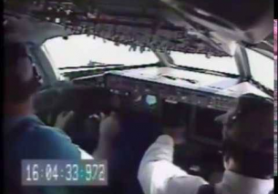 Stall and Recovery of Boeing 717-200 (DC9)