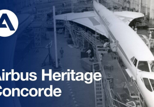 Concorde Maiden Flight Footage