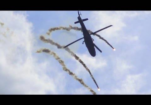 A109 Display Team FLARES [VIDEO]