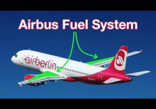 Airbus A320 Fuel System Explained