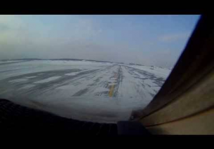 Moscow: Vnukovo International Airport – Approach