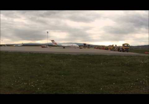 Austrian Airlines Time-lapse | time for takeoff @ Flughafen Graz