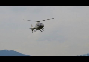 Airchallenge Styria 2013 | Takeoff OE-XRG Eurocopter