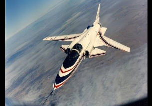 NASA/Grumman X-29-testing the idea of a forward swept wing