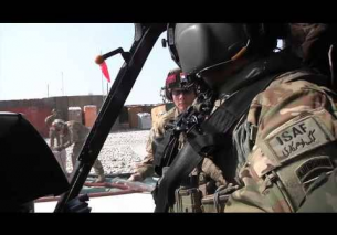 Flying the OH-58 Kiowa Warrior over Afghanistan
