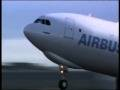 Video Airbus A330-200F First Flight