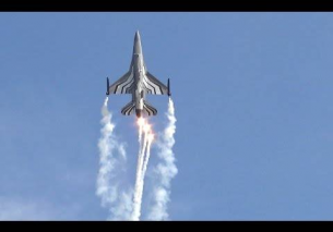 F-16 POWER – Texel Airshow 2015