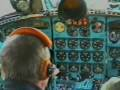Antonov An-22 Antei Cockpit Video