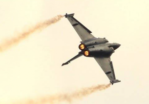 RAFALE Solo Display Pilots are Awesome – Sanicole 2015