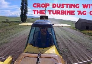 Day in Life of a Crop Duster Pilot