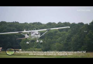 Straight Tail VS Slant Tail – The Cessna Race