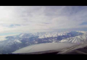 Sion Mountain Aiport – VFR Landing
