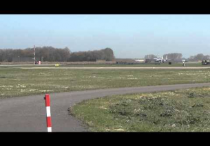 Frisian Flag 2015: Spectacular low takeoffs of US Air National Guard F-15 Eagles